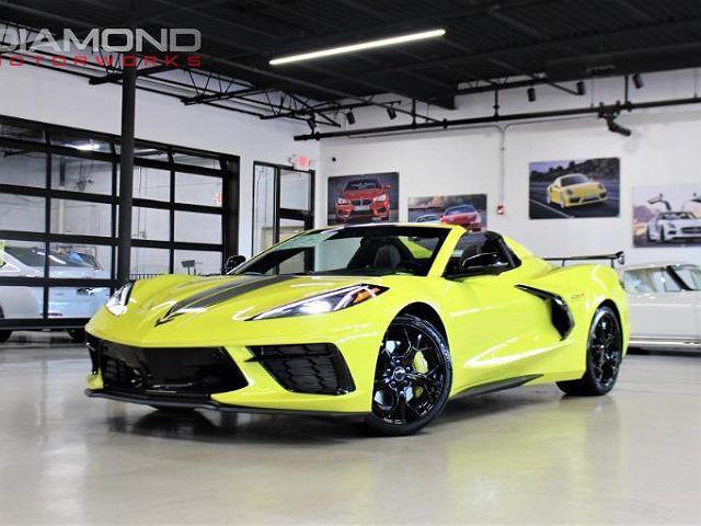 2022 Chevrolet Corvette 3LT for sale in Lisle, IL