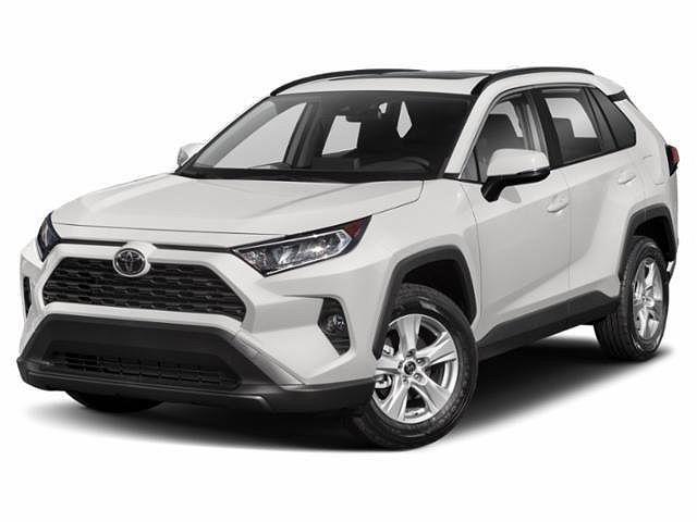 2019年丰田RAV4 XLE在哥伦布市出售