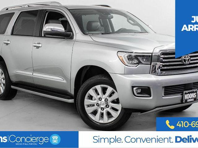 2021 Toyota Sequoia Platinum for sale in Westminster, MD