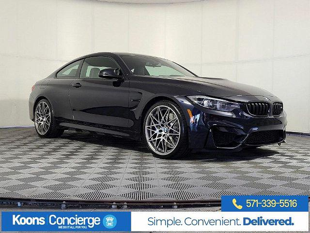 2018 BMW M4 Coupe for sale in Vienna, VA