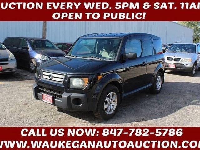 2007 Honda Element EX for sale in Waukegan, IL