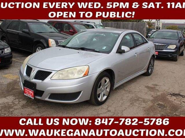 2010 Pontiac G6 w/1SA for sale in Waukegan, IL