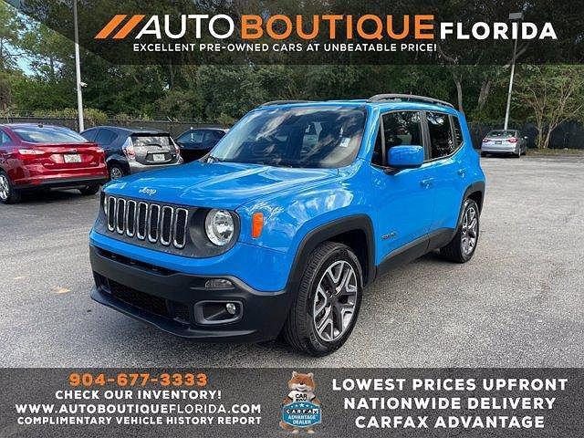 2015 Jeep Renegade Latitude for sale in Jacksonville, FL