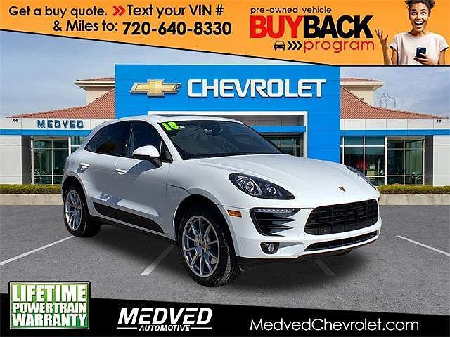 2018 Porsche Macan S for sale in Wheat Ridge, CO