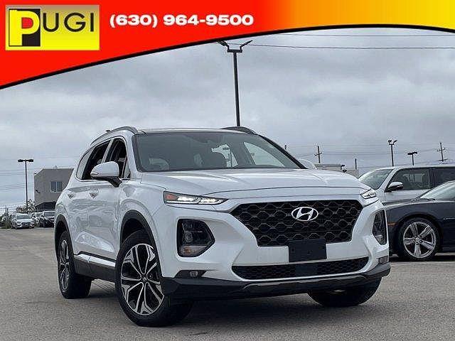 2019 Hyundai Santa Fe Ultimate for sale in Downers Grove, IL