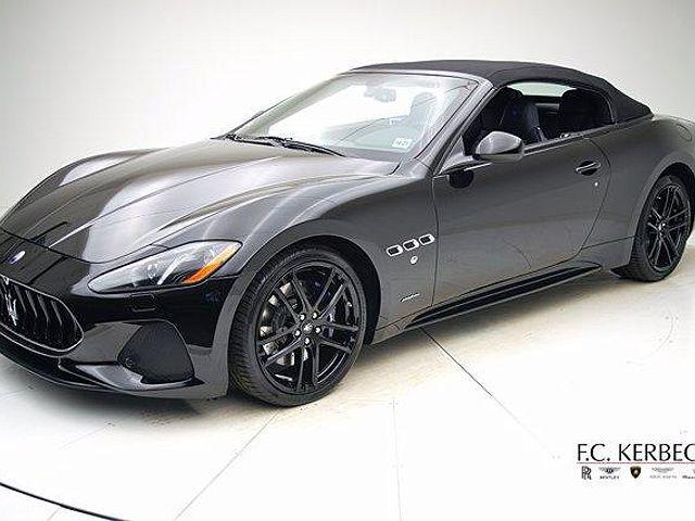 2018 Maserati GranTurismo Convertible Sport for sale in Palmyra, NJ