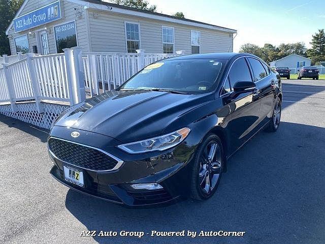 2017 Ford Fusion Sport for sale in Winchester, VA