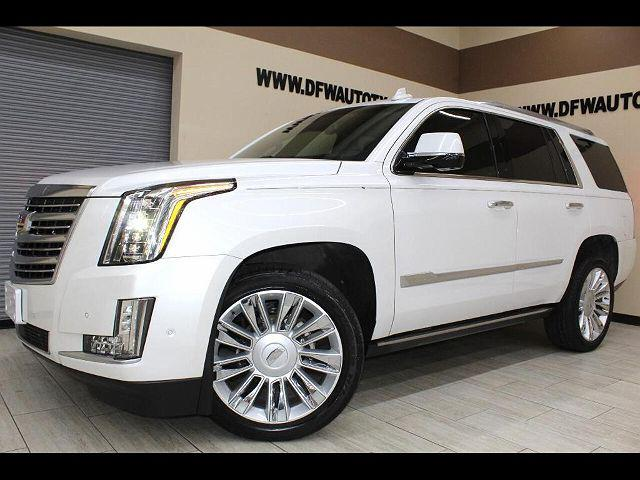 2017 Cadillac Escalade Platinum for sale in Fort Worth, TX
