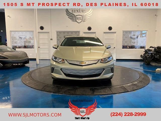 2017 Chevrolet Volt Premier for sale in Des Plaines, IL