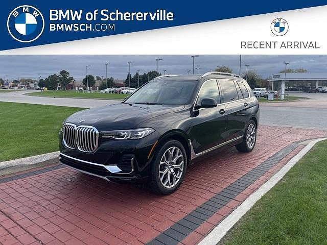 2020 BMW X7 xDrive40i for sale in Schererville, IN