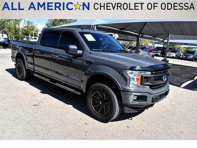 2020 Ford F-150 XLT for sale in Odessa, TX