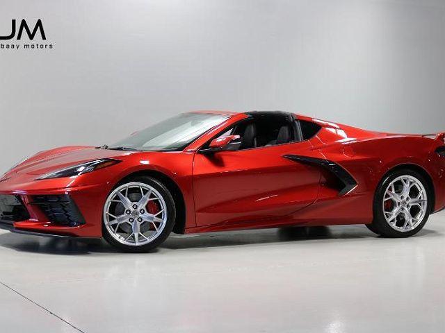 2021 Chevrolet Corvette 3LT for sale in Merrillville, IN