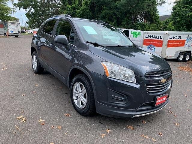 2016 Chevrolet Trax LT for sale in Springfield, VA