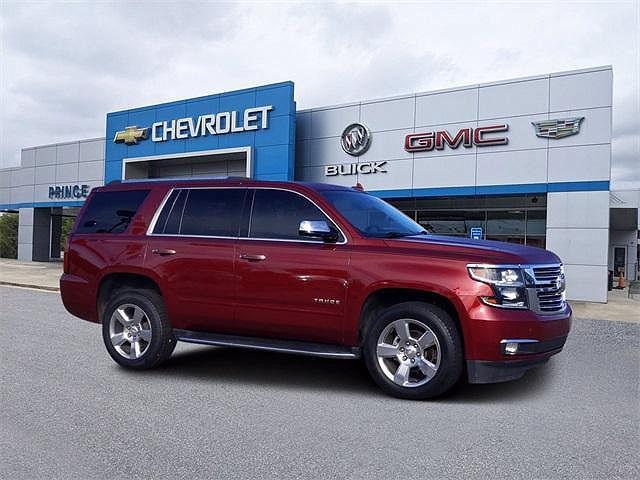 2017 Chevrolet Tahoe Premier for sale in Albany, GA