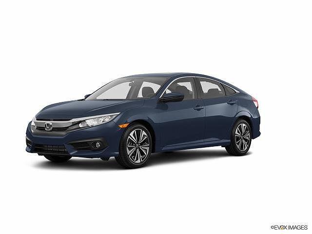2018 Honda Civic Sedan EX-T for sale in Fletcher, NC