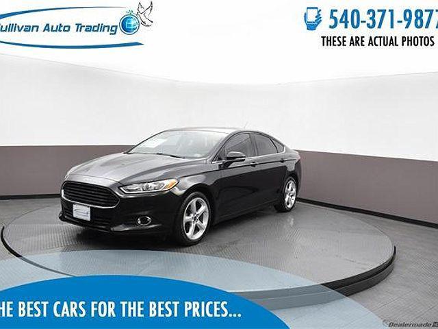2015 Ford Fusion SE for sale in Fredericksburg, VA