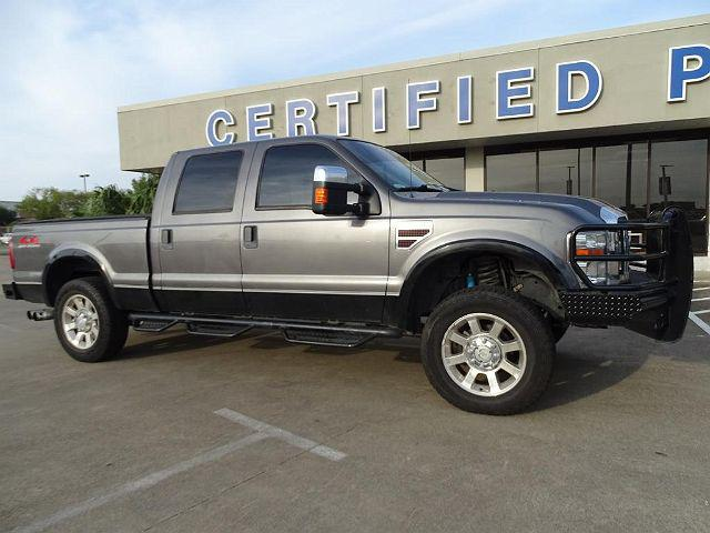 2008 Ford F-250 Lariat for sale in Pasadena, TX