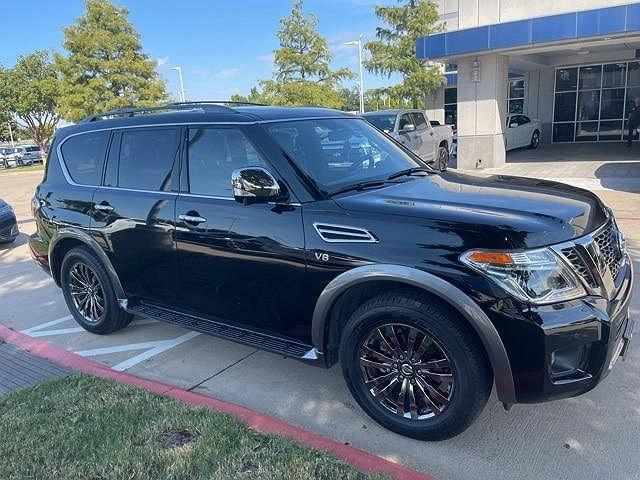 2018 Nissan Armada Platinum for sale in Arlington, TX