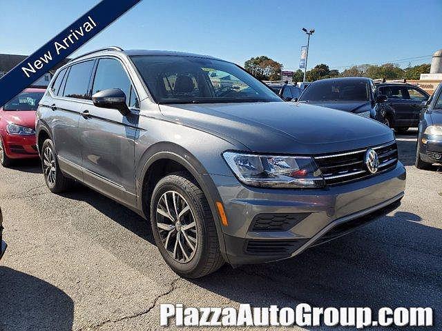 2018 Volkswagen Tiguan SE for sale in Ardmore, PA