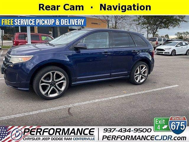 2011 Ford Edge Sport for sale in Centerville, OH
