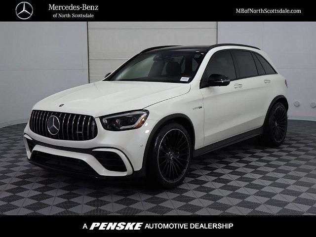 2021 Mercedes-Benz GLC AMG GLC 63 for sale in Phoenix, AZ