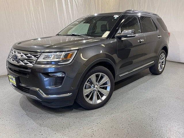 2018 Ford Explorer Limited for sale in Bensenville, IL