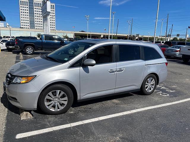 2014 Honda Odyssey EX-L for sale in Houston, TX