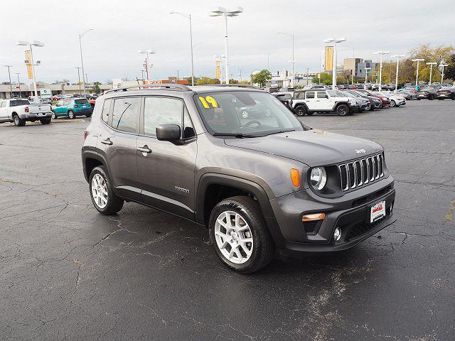 2019 Jeep Renegade Latitude for sale in Matteson, IL