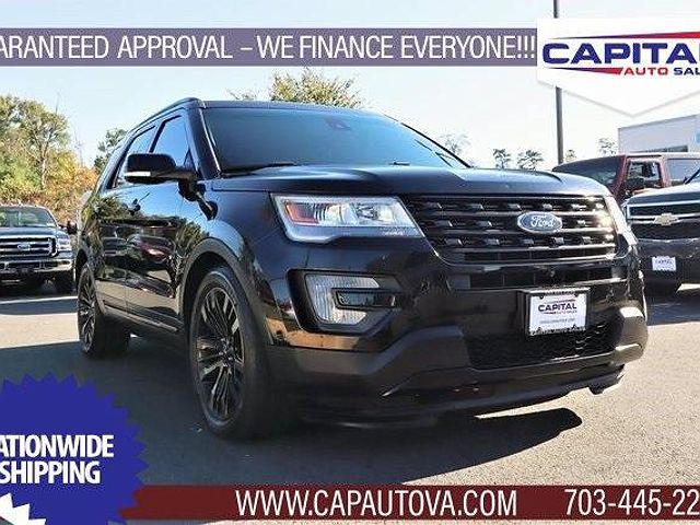 2016 Ford Explorer Platinum for sale in Chantilly, VA