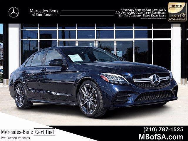 2020 Mercedes-Benz C-Class AMG C 43 for sale in San Antonio, TX