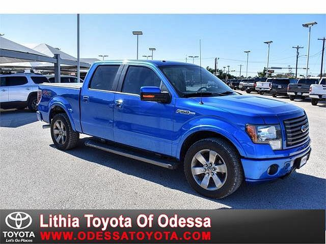 2012 Ford F-150 FX2 for sale in Odessa, TX