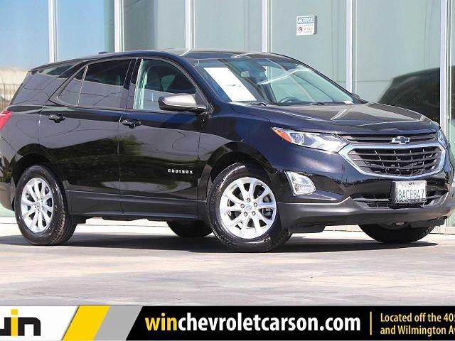 2018 Chevrolet Equinox LS for sale in Carson, CA
