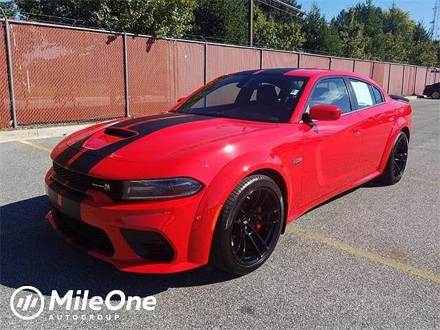 2021 Dodge Charger Scat Pack Widebody for sale in Catonsville, MD