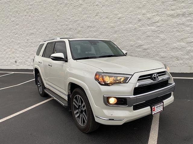 2020 Toyota 4Runner SR5/SR5 Premium/Limited/Nightshade/TRD Off Road/TRD Off Road Premium/TRD Pro/Venture for sale in Bourbonnais, IL