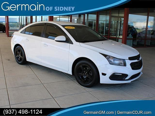 2015 Chevrolet Cruze LT for sale in Sidney, OH