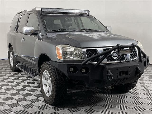2005 Nissan Armada LE for sale in Dallas, TX