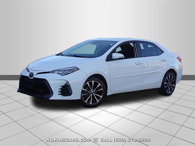2017 Toyota Corolla XSE for sale in Elmhurst, IL
