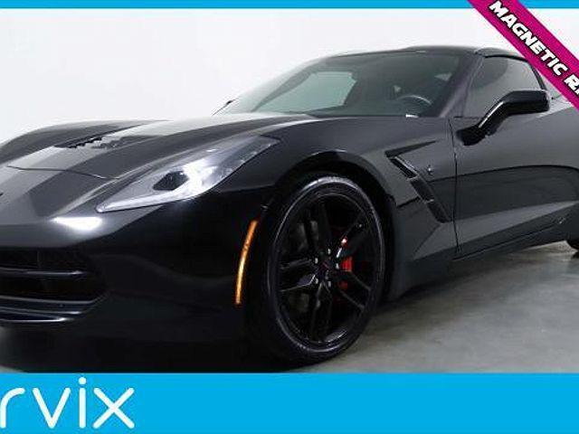 2019 Chevrolet Corvette 1LT for sale in San Antonio, TX