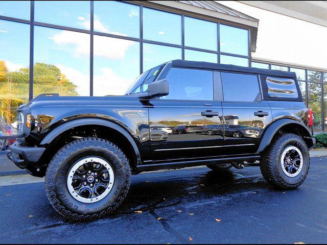 2021 Ford Bronco Black Diamond for sale in Shrewsbury, MA