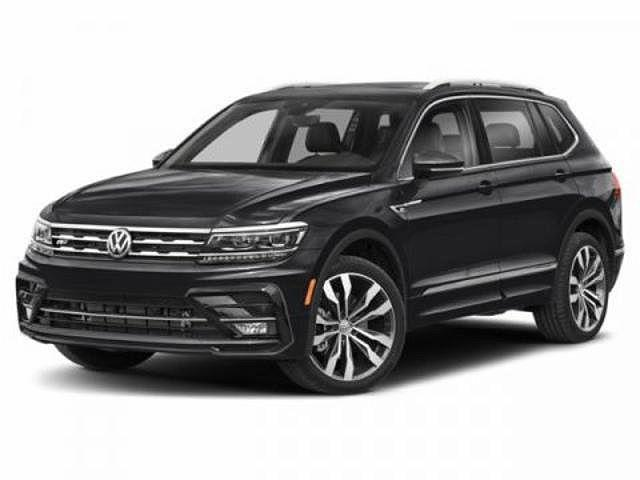 2020 Volkswagen Tiguan SEL Premium R-Line for sale in Alexandria, VA