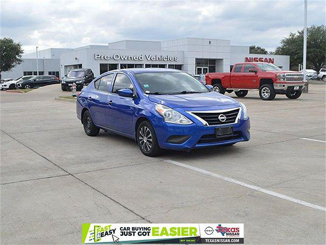 2016 Nissan Versa S Plus for sale in Grapevine, TX