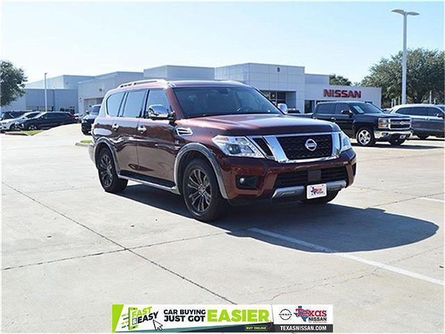 2018 Nissan Armada Platinum for sale in Grapevine, TX