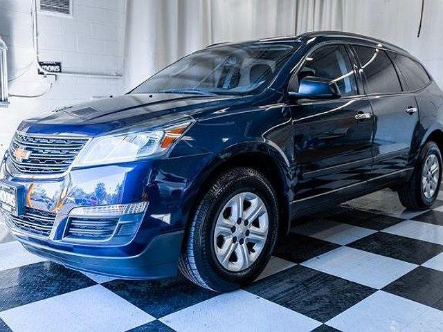 2015 Chevrolet Traverse LS for sale in Falls Church, VA