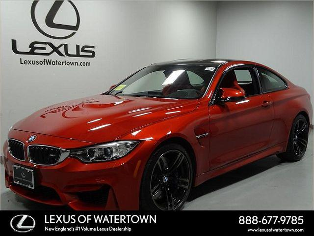 2016 BMW M4 2dr Cpe for sale in Watertown, MA