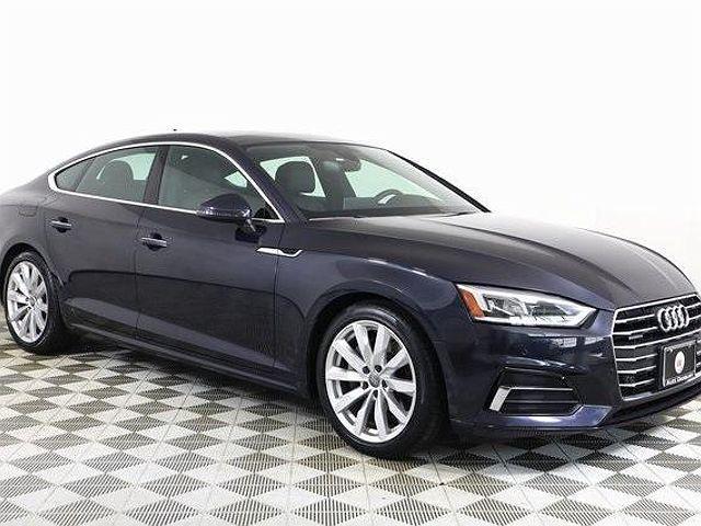 2018 Audi A5 Sportback Premium Plus for sale in Danbury, CT