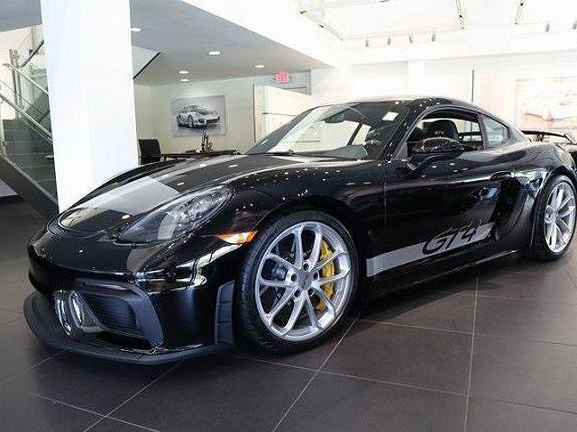 2021 Porsche 718 Cayman GT4 for sale in Danbury, CT