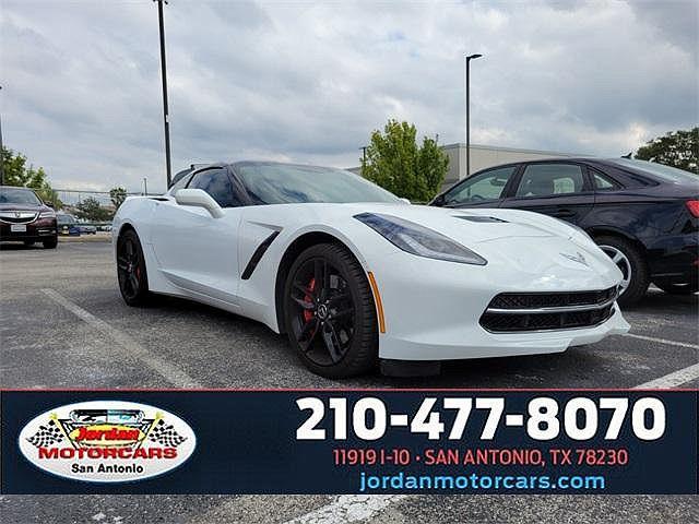 2015 Chevrolet Corvette Z51 2LT for sale in San Antonio, TX