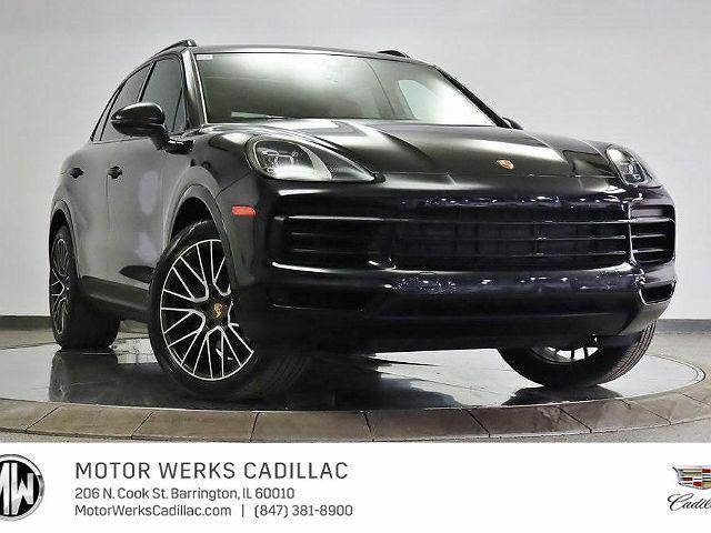 2019 Porsche Cayenne AWD for sale in Barrington, IL