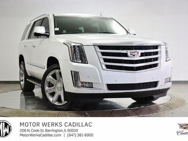 2018 Cadillac Escalade Luxury for sale in Barrington, IL