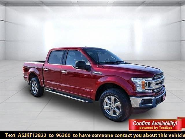 2018 Ford F-150 XLT for sale in Midland, TX